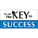 You Are the Key to Success Vinyl Banner - 36 x 60