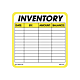 Inventory Labels - 4 Inch x 4 Inch