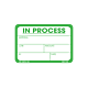 In Process Labels - 2 Inch x 3 Inch