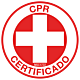 CPR Certificado Hard Hat Emblem