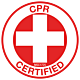 CPR Certified Hard Hat Emblem