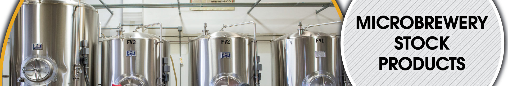 Microbrewery Products